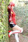 Yoko Ritona cosplay - TTGL