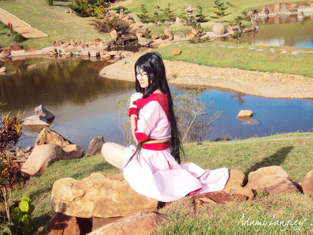 Skuld Cosplay by adami-langley