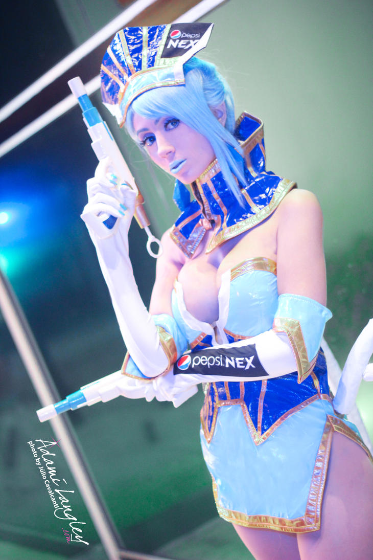 Blue Rose Cosplay by adami-langley