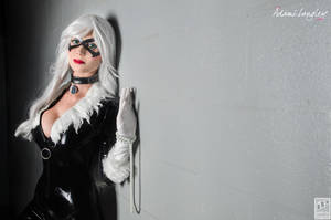 Black Cat cosplay by adami-langley
