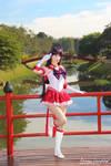 Eternal Sailor Mars Cosplay