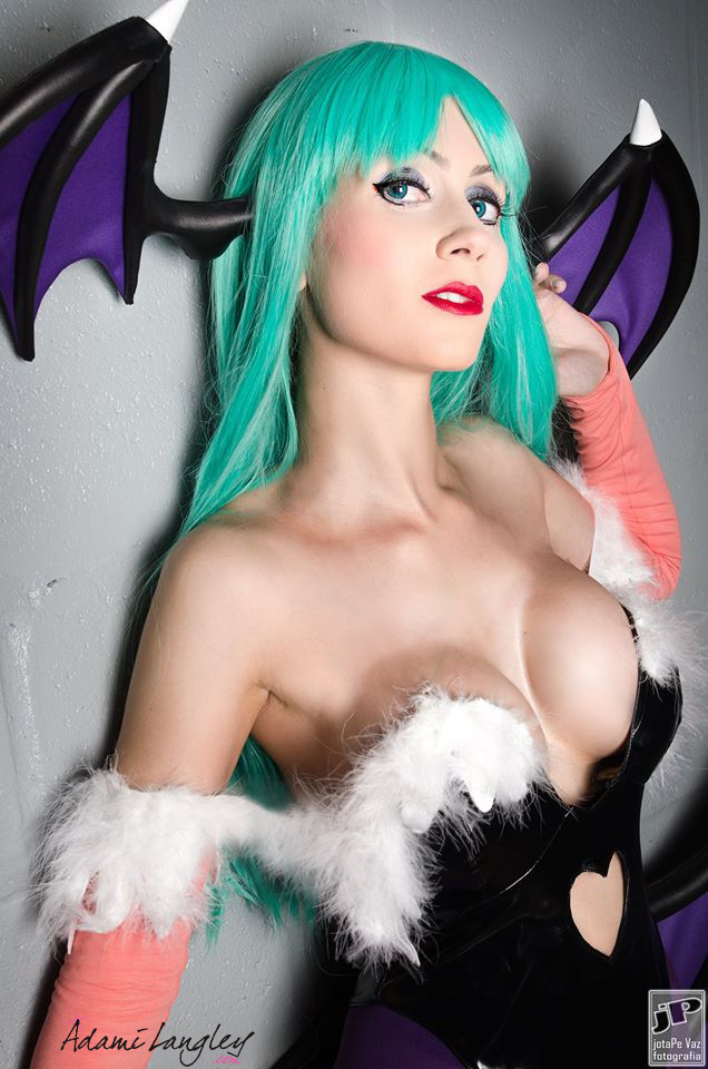 morrigan aensland naked