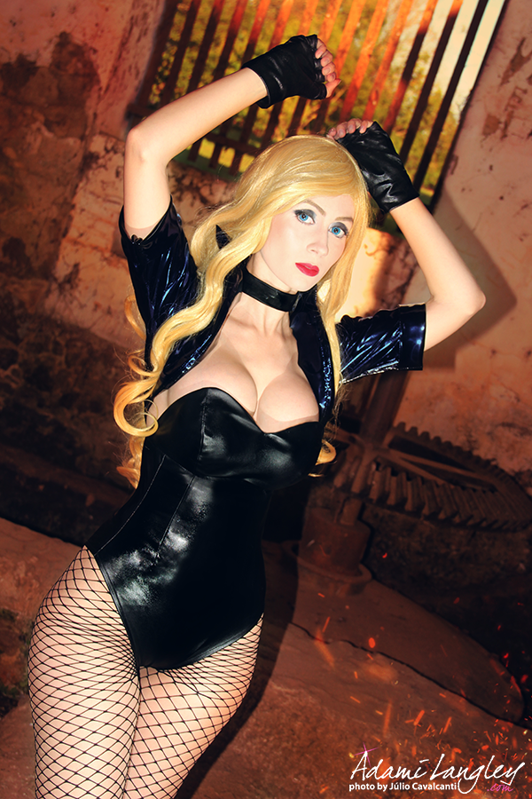 Black Canary Cosplay by adami-langley