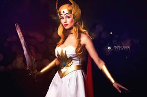 She-ra cosplay by adami-langley