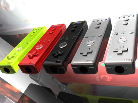 Five-Wii Lineup 01