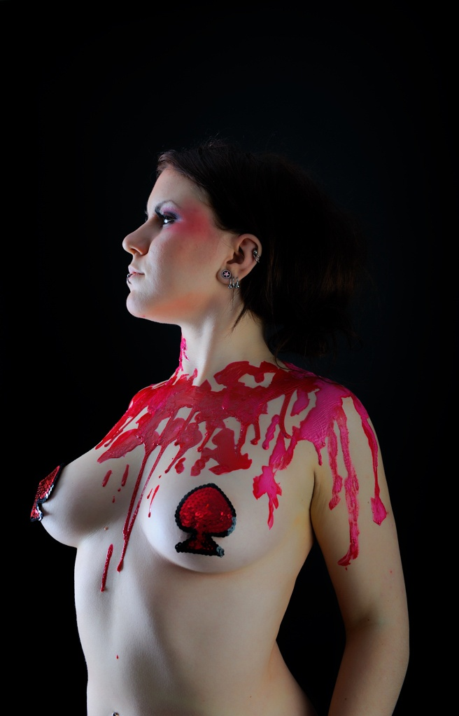 Liquid Latex by ArtofLosing