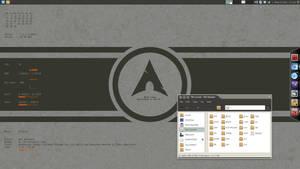 Arch Linux XFCE4