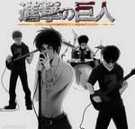 Shingeki no Kyojin Band