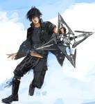 Star of Rogue by Bev-Nap