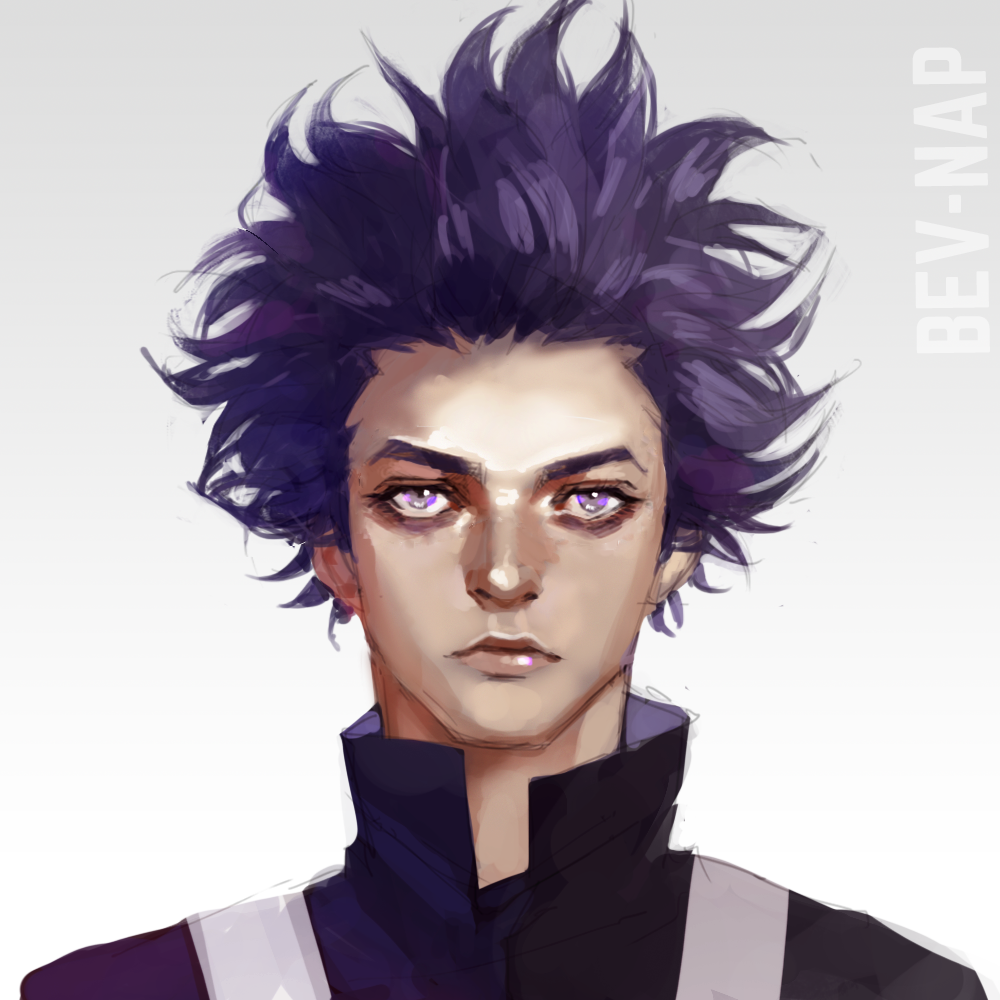 Shinsou by Bev-Nap