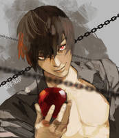 Light Yagami by Bev-Nap