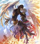 Belial x Lucifer (Commission)