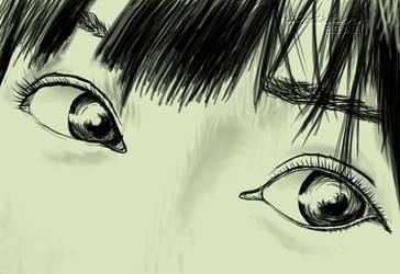 Study: Eyes by UrashimaKeitaro