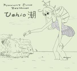 Giantess Ushio by UrashimaKeitaro