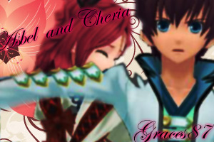 Asbel and Cheria Protector by Graces87
