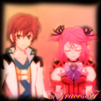 Tales Of Graces asbel Cheria by Graces87