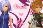 Ventus and Fuu Stamp by Graces87