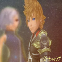 Ventus and Fuu by Graces87