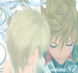 Ventus Namine together always by Graces87
