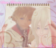 Namine Roxas Sweet Memories by Graces87