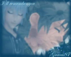 Riku Xion I'll remember you by Graces87