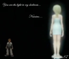 Roxas Namine My light by Graces87