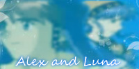 Alex and Luna Stamp by Graces87