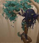 Poulpe arboricole