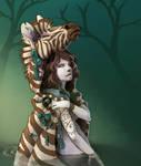 le petit chaperon zebre