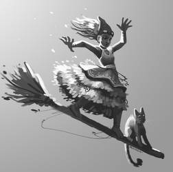 witch! by citron-bleu