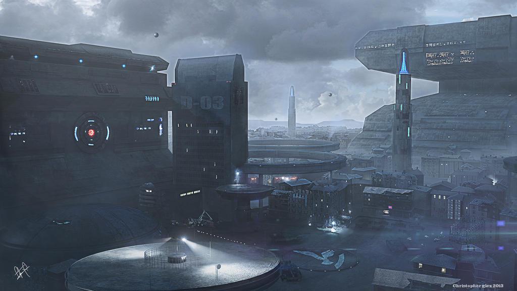 I-9; The Imperial System Calm_city_by_campanoo-d79sm24