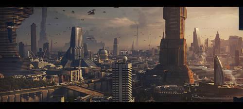 Nova city by campanoo