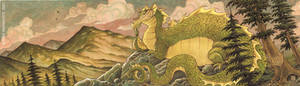 Rocky Mountain Dragon