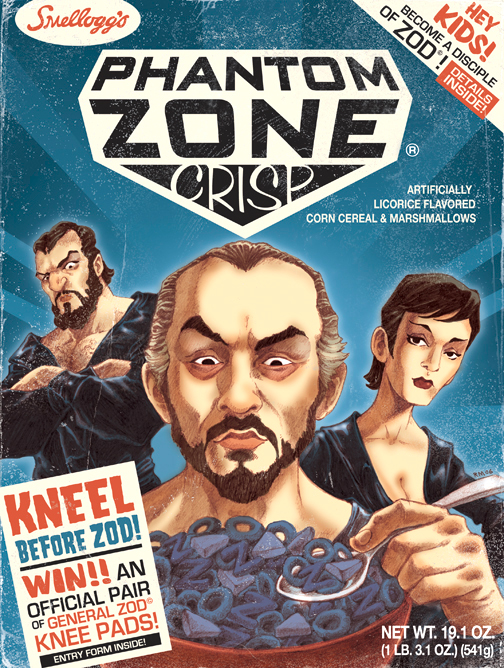 Phantom Zone Crisp by RobbVision