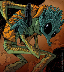 GREEDO by RobbVision