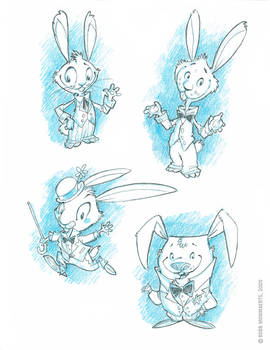 Easter Bunny Concepts 1