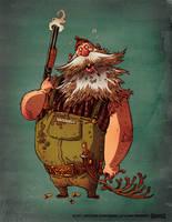 Crispy Kringle by RobbVision