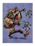 I Hate Zombies: Hero Zombie