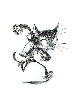 Bowling Cool Cat