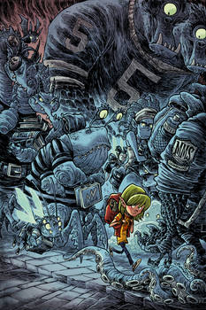 Oddly Normal Variant Cover