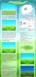 Grass tutorial by calleena