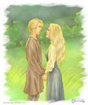 The Princess Bride: Westley and Buttercup