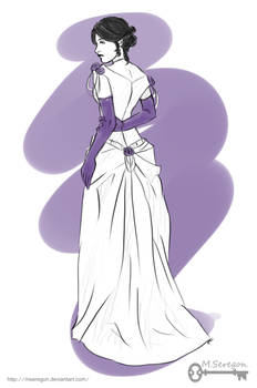 The Infernal Devices: Tessa Sketch