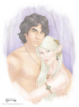 Aris and Ryla