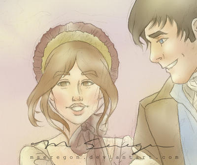 Preview: Elizabeth and Darcy, Chapter 58 by mseregon