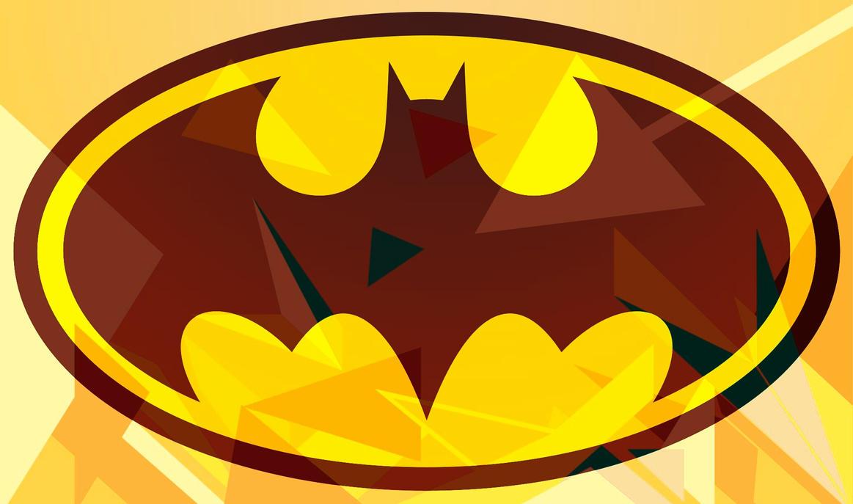 My Batman logo by SarkaArslan