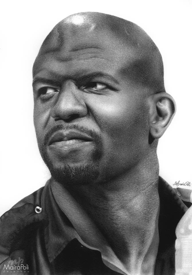Terry Crews by Mahbopoli