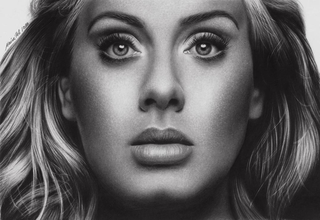 Adele by Mahbopoli