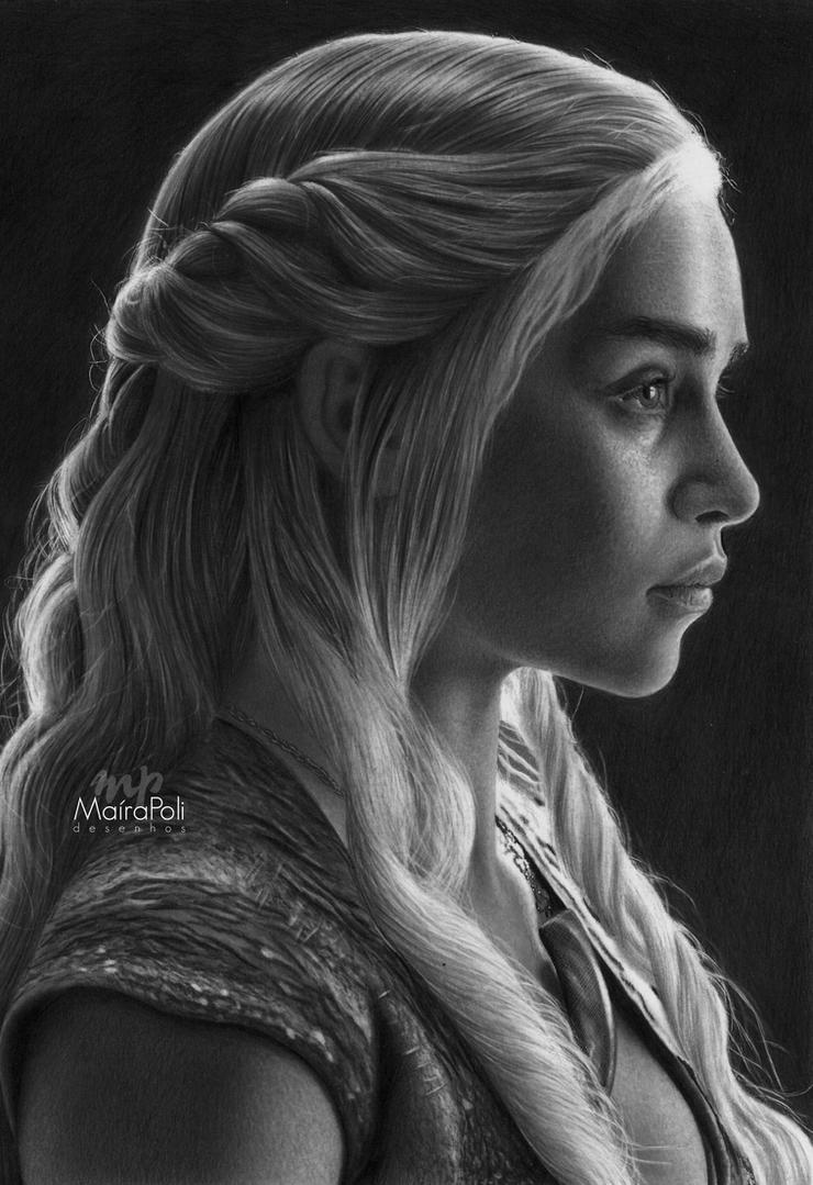 Daenerys by Mahbopoli