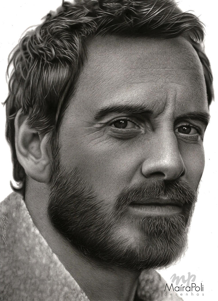 Michael Fassbender by Mahbopoli